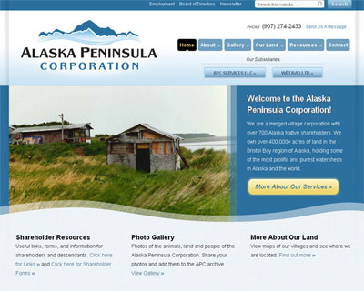 Alaska Peninsula Corporation