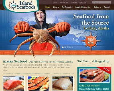 Island Seafoods