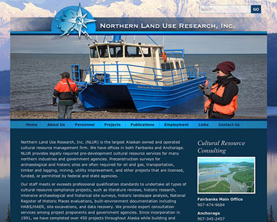 Northern Land Use Research