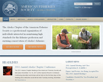 Alaska Chapter of the American Fisheries Society
