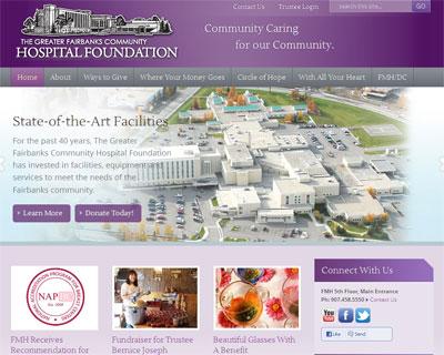 Greater Fairbanks Community Hospital Foundation