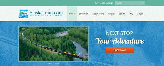 AlaskaTrain.com