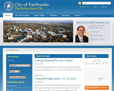 City of Fairbanks