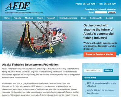 Alaska Fisheries Development Foundation