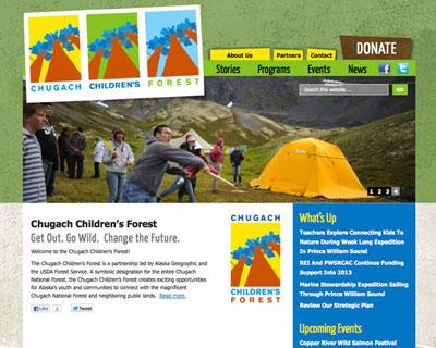 Chugach Children's Forest