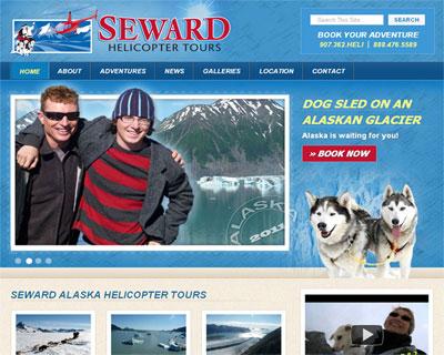 Seward Helicopter Tours