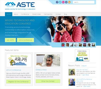 Alaska Society for Technology in Education