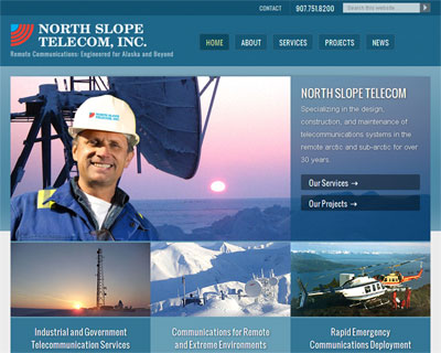 North Slope Telecom, Inc.