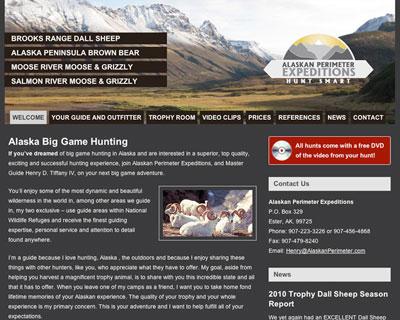 Alaskan Perimeter Expeditions