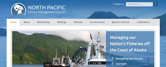 North Pacific Fishery Management Council