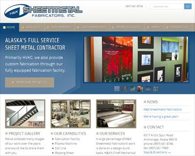 H&K Sheetmetal Fabricators, Inc.
