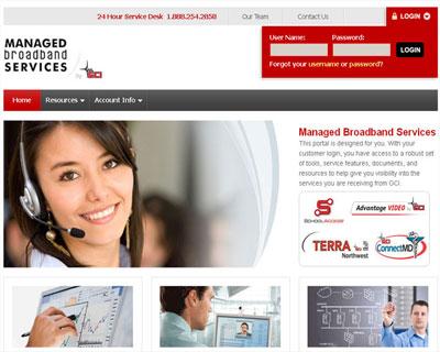 GCI Managed Broadband Services