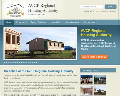 AVCP Regional Housing Authority