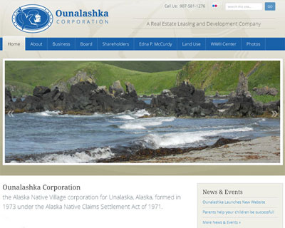 Ounalashka Corporation