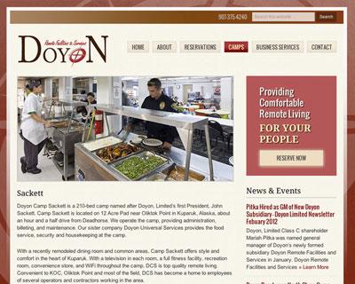 Doyon Remote Facilities & Services