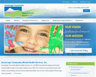 Anchorage Community Mental Health Services, Inc.