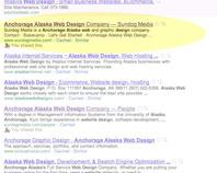 Anchorage Alaska Web Design feels so good!