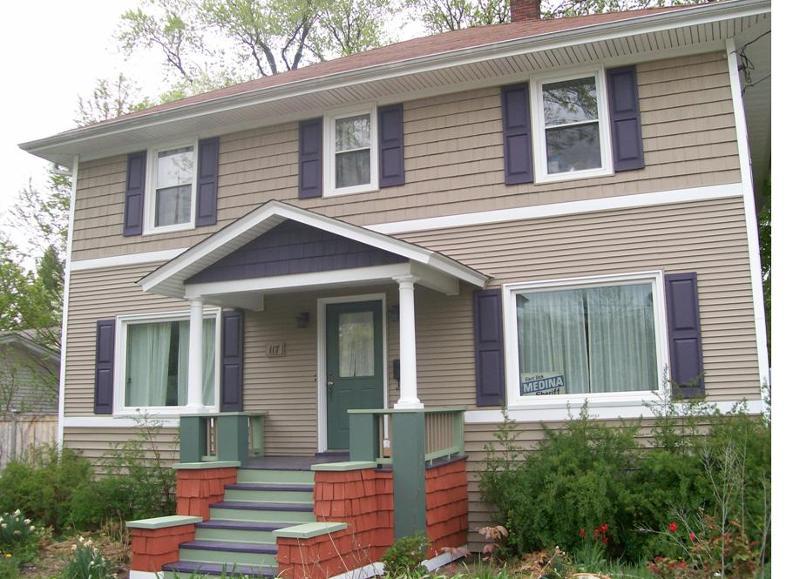 Six Color Porch