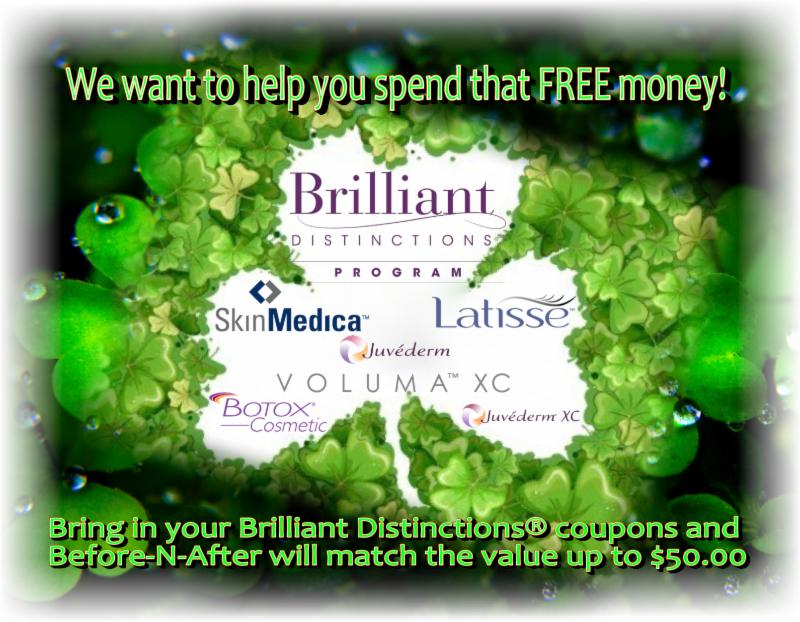 Get Lucky With These Great Deals! March BOTOX Bazaar