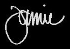 Jamie's Signature