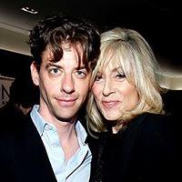 Christian Borle and Judith Light