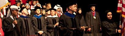 Qatar Grad Ceremony