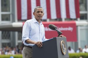 Obama at CMU
