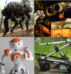 Robot Montage