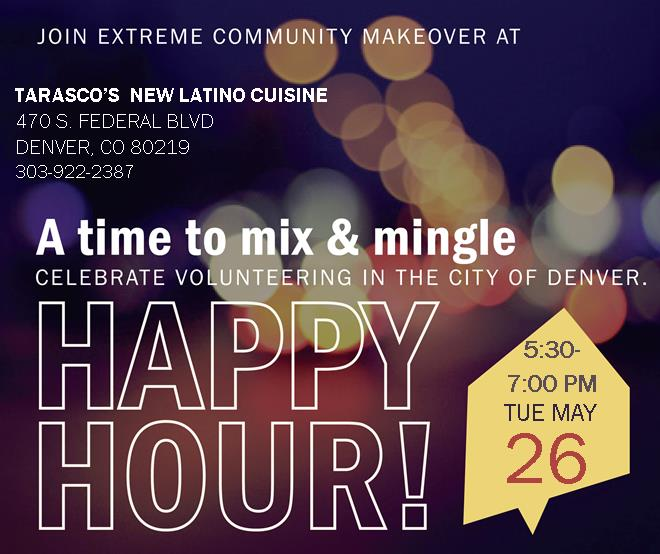 May 26 Happy Hour