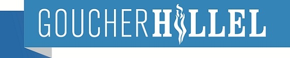 Goucher Hillel Banner