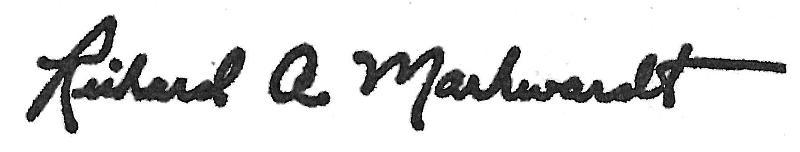 Markwardt signature
