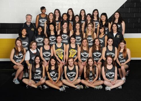2011 Girls Lacrosse