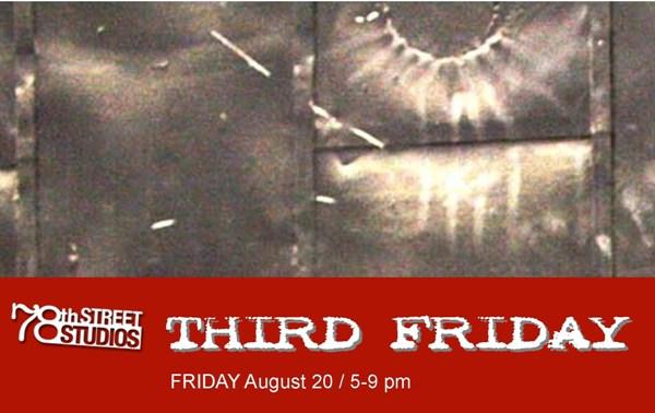78th Street Studios Third Friday