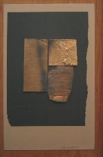 Louise Nevelson, Collage