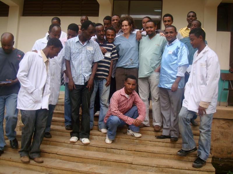 Jimma students