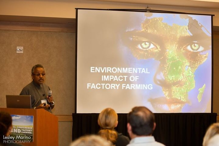 IFA participates in National Conference To End Factory Farming