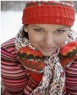 Winter Wonderland girl