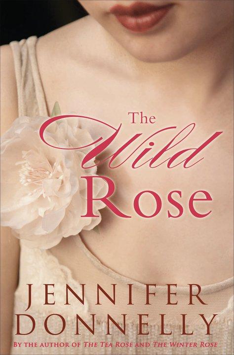 Wild Rose Cover