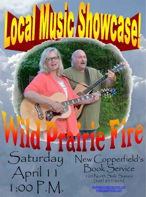 Wild Prairie Fire