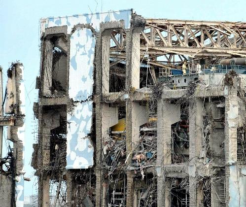 Fukushima Spent Fuel Pool