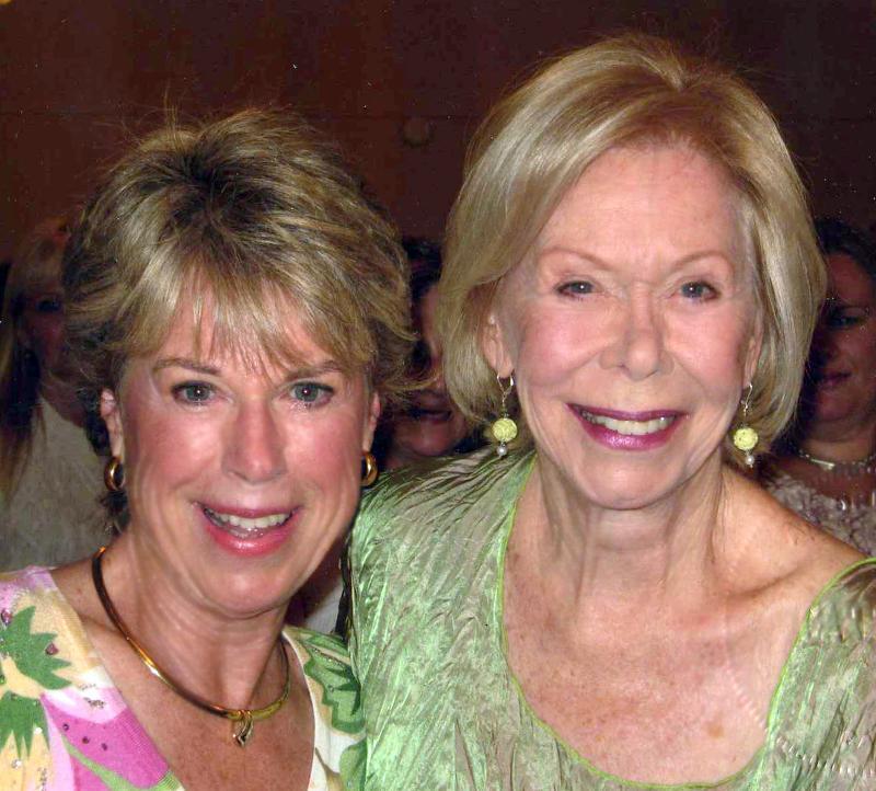 Louise & Caroline