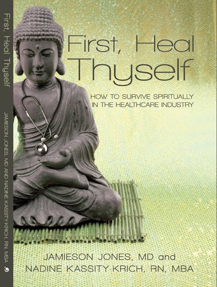 FIrst Heal Thyself Book Cover
