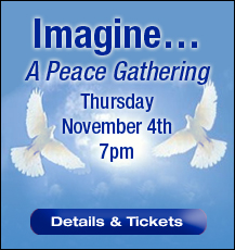 Imagine...A Peace Gathering