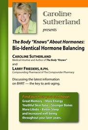 Bioidentical Hormone CD Cover