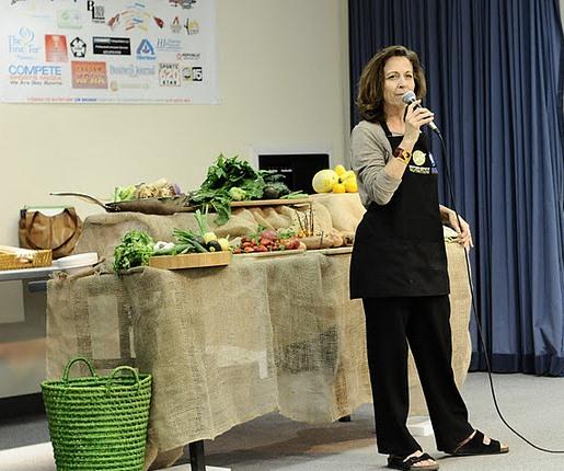 Melanie Albert, Experience Nutrition
