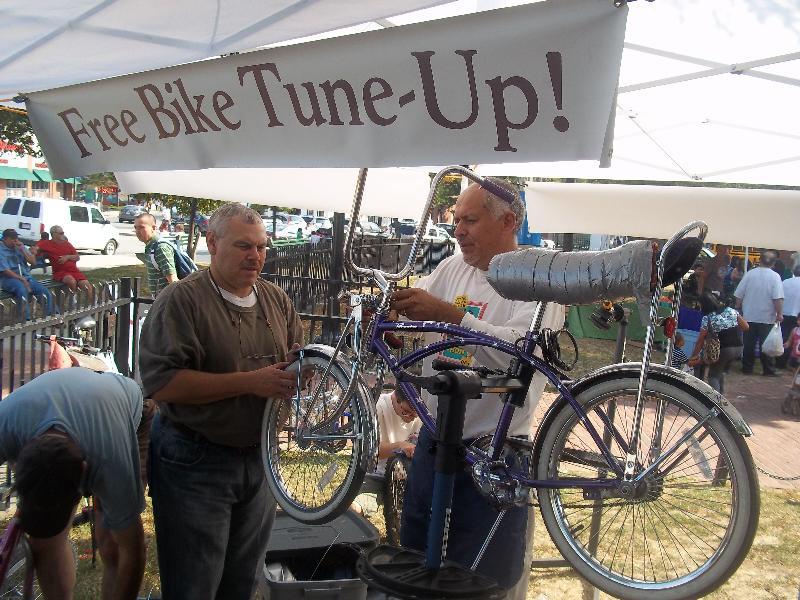 Bike to Market Day