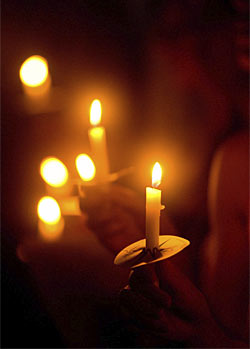 'Carols by Candlelight' at Fota House - Ring of Cork