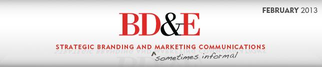 BD&E Masthead