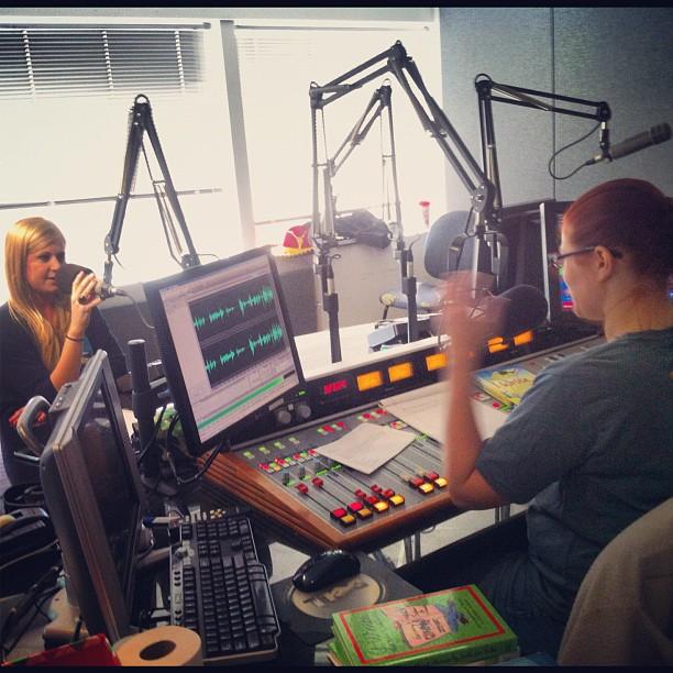 Melissa Williams on Radio