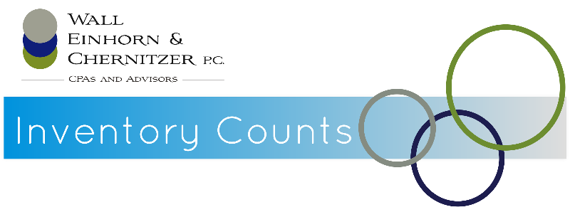 Inventory Counts banner